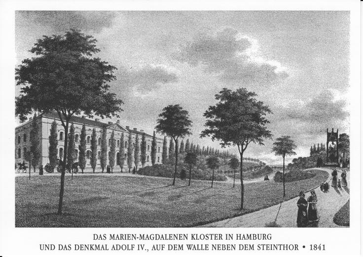 Kloster In Hamburg