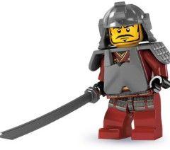 8803-4: Samurai Warrior