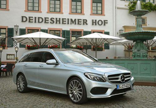 Mercedes-Benz Clase C Estate: versátil, tecnológico y eficiente. Con unas mayores cotas de habitabilidad y carga, el familiar al...