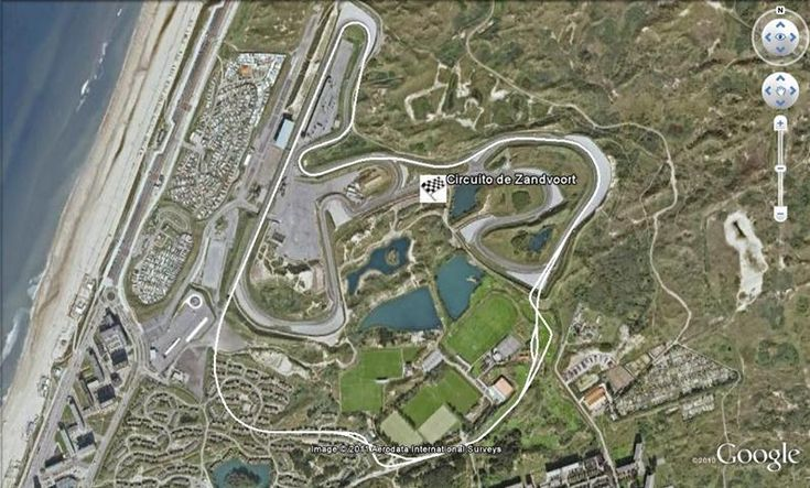 Circuito Holanda : Best images about grand prix circuits and other greats