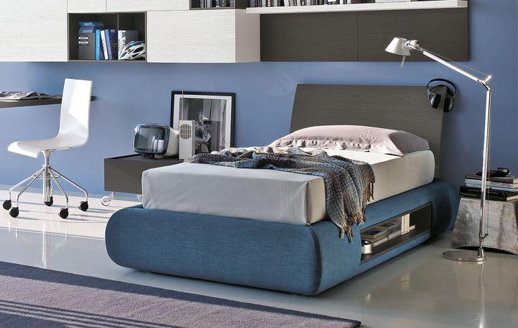 #letto per camerette modello Ginger | gruppotomasella.it