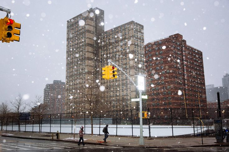 New York Today: Latest Updates on the Snowstorm