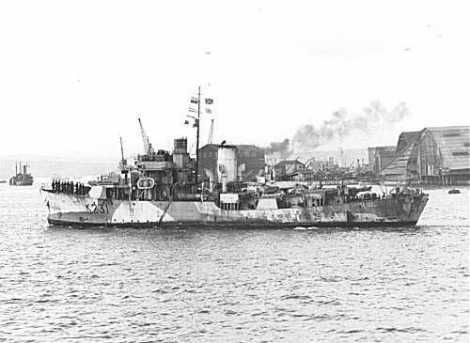 HMCS CALGARY (1st). 1941-1945 (1951). HMCS Calgary (K231) was a Royal Canadian Navy Flower-class corvette. Operation Torch, Operation Neptune (D-Day)...