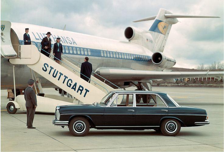 Civilized travel...