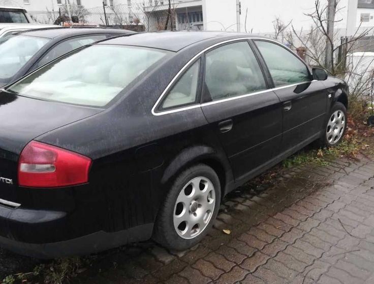 Audi A6 2.5 TDI,Limousine, Auto, Diesel, Gebrauchtwagen,