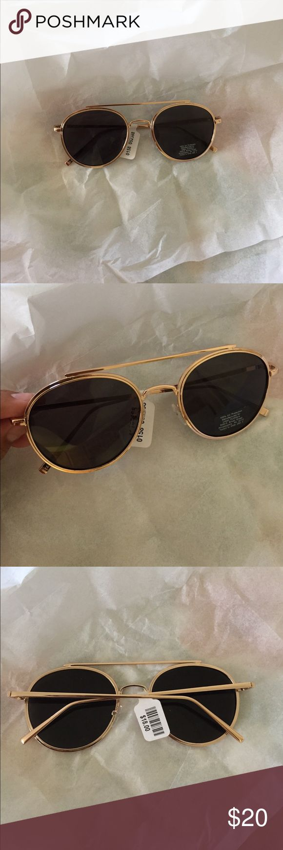 Urban Outfitters Women's circle lens sunglasses NWT Urban Outfitters Accessories Glasses