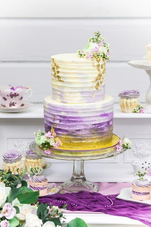 Lilac U0026 Violet Wedding Inspiration
