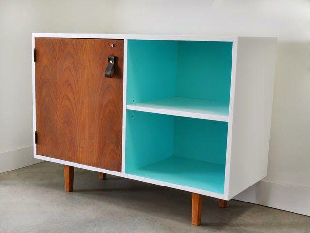 Les 70 meilleures images du tableau meubles customis s sur for Meuble mid century montreal