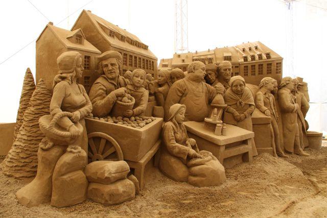 鳥取砂の美術館2009展示作品