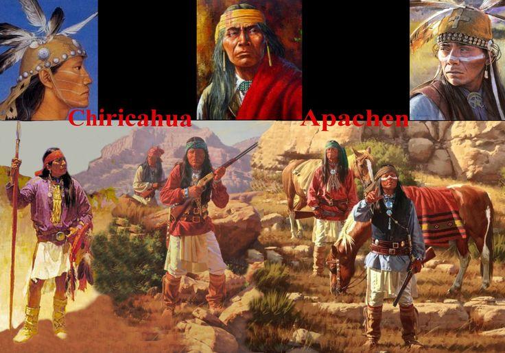 Chiricahua Apachen