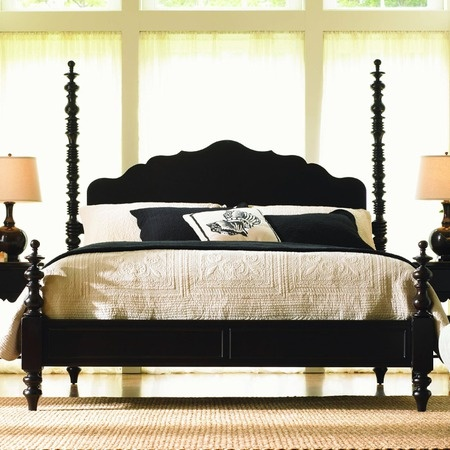 love this lexington long cove newport poster bed - Post Bed Frames