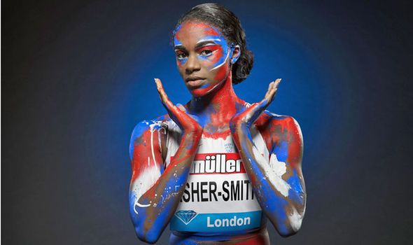Dina Asher-Smith confident her time will come as she targets Muller Anniversary Games - https://newsexplored.co.uk/dina-asher-smith-confident-her-time-will-come-as-she-targets-muller-anniversary-games/