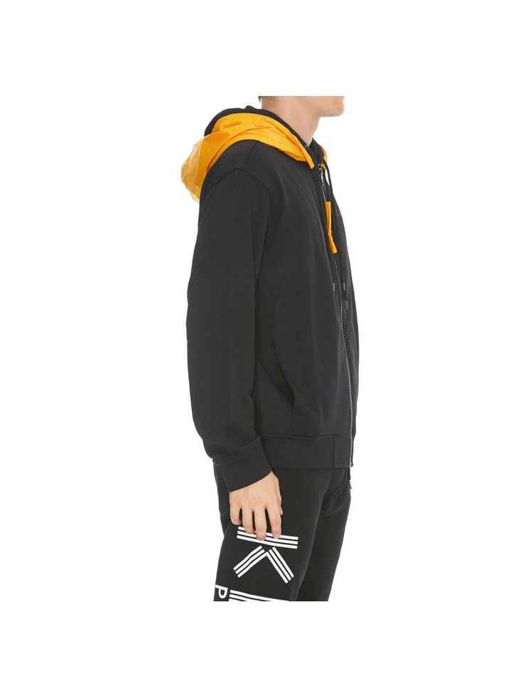 Best price on the market at italist.com Kenzo  Black  FLEECES & TRACKSUITS.