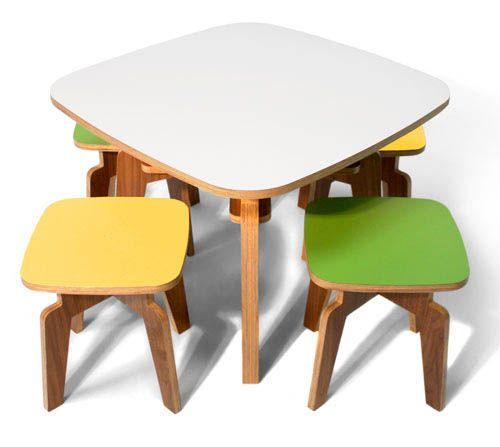 Studio Project Concept One: Nueva línea de muebles para niños