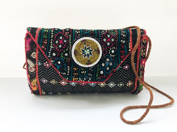 Kudu and Mimi Lotus Boho Vintage Banjarra shoulder bag. Made using recycled vintage fabrics from India. Available for purchase through www.kuduandmimi.com.au  Each bag purchased will provide life saving medicine to children with chronic health conditions in poor communities.