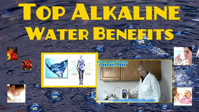 Alkaline Water Benefits - Watch Benefits Of Alkaline Water on Vimeo