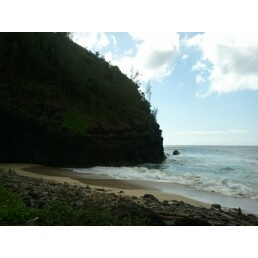 Beach at the end of the Napali coast in Kauai: Favorit Place, Favorite Places