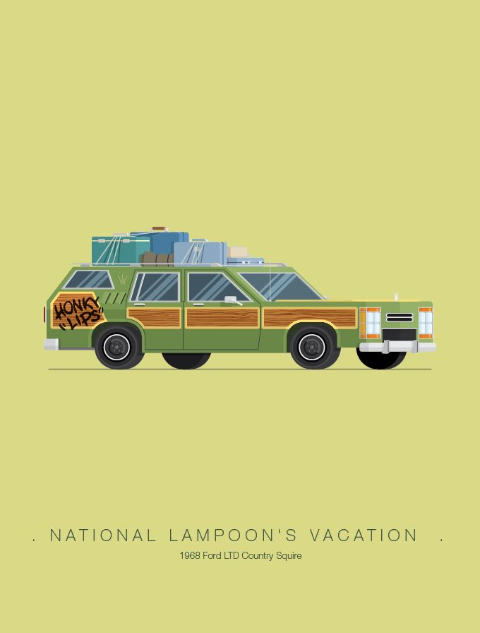 National Lampoon's Vacation - Fred Birchal