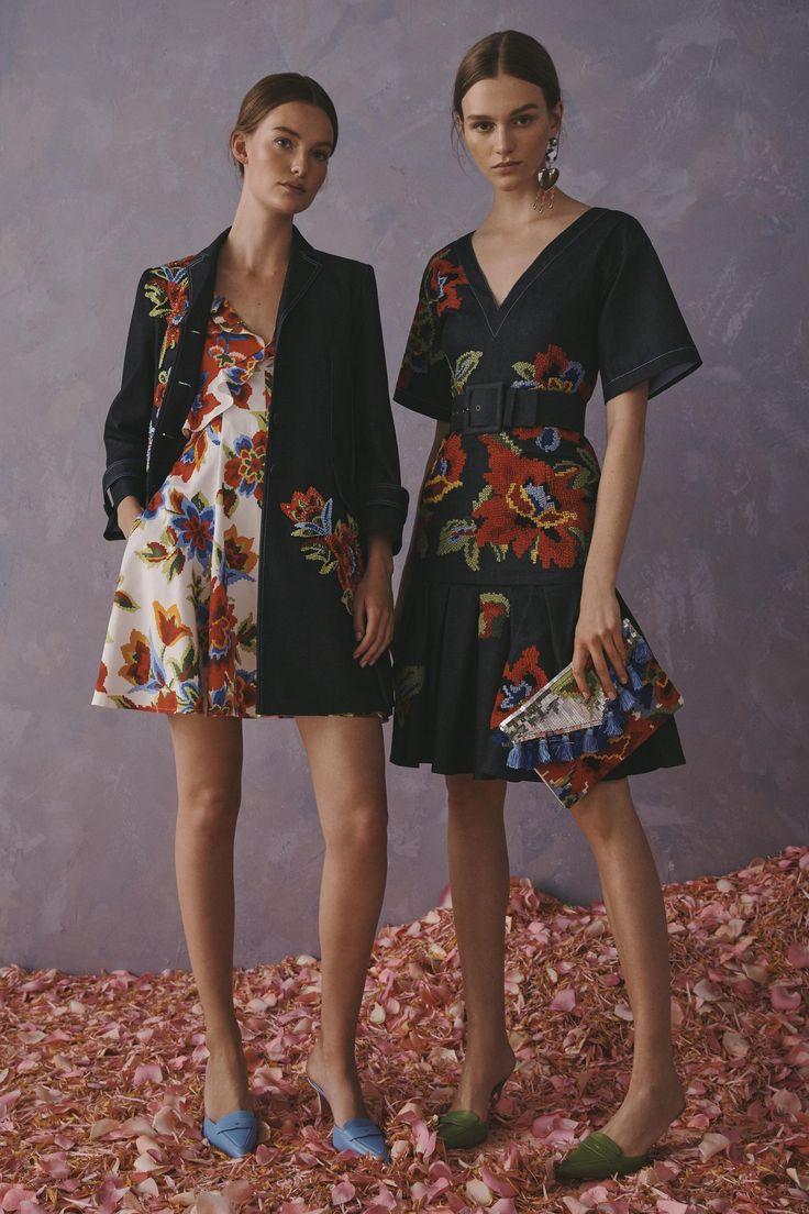 Carolina Herrera New York presenta su colecciu00f3n Resort 2020, inspirada en u…