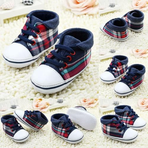 We love these super cute boys sneakers.  There are many other styles and colors to choose from.
