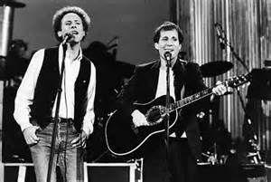 Simon and Garfunkel.  Poetry set to music.