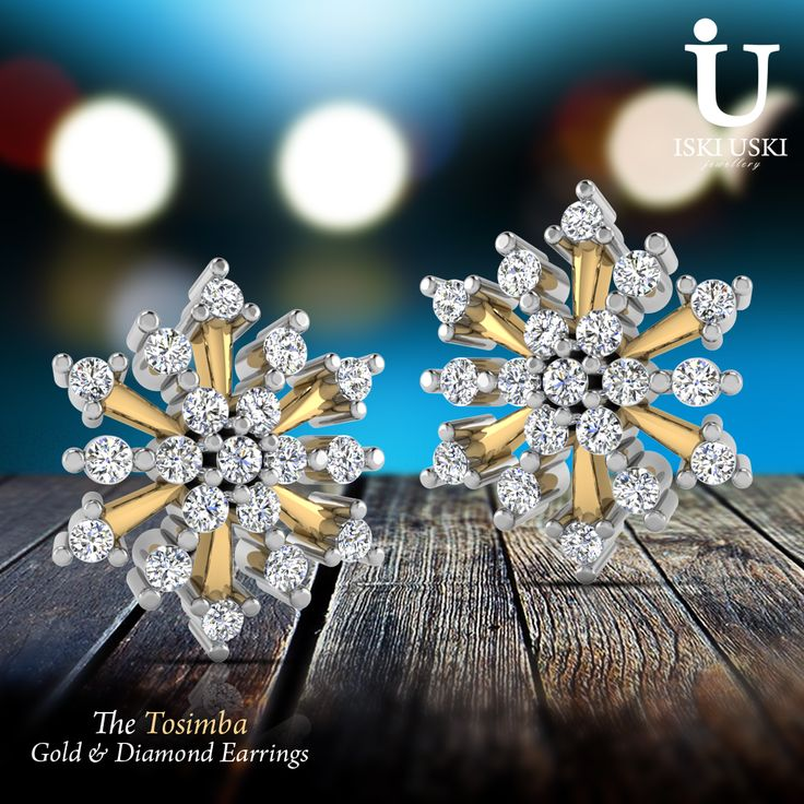 Shop for The Tosimba Earrings today at IskiUski. Find ‪#‎Gold‬ & ‪#‎Diamond‬ ‪#‎Earrings‬ and more ‪#‎jewellery‬ ‪#‎online‬. ‪#‎Fabulous‬ ‪#‎selections‬ of Earrings available On IskiUski.com