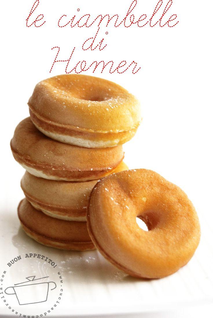Le Ciambelle di Homer …Dho!