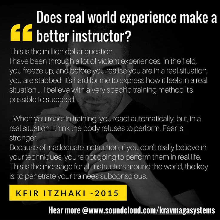 Hear more from Kfir Itzhaki