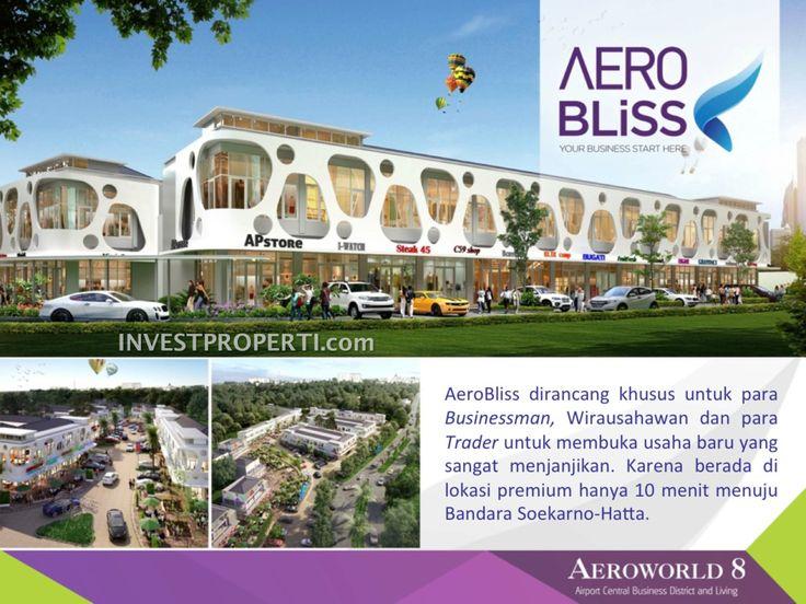 Launching Rukan AeroBliss AeroWorld 8 Citra Garden City