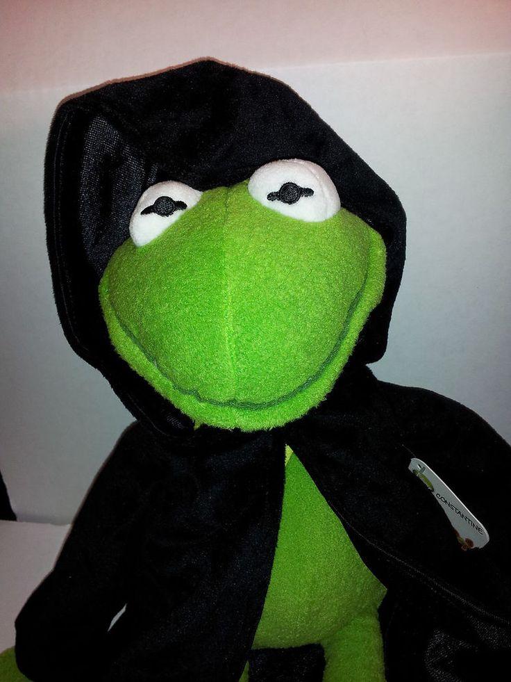 New Disney Muppet's Most Wanted Constantine Villian Plush Stuffed Animal Lovey #Disney