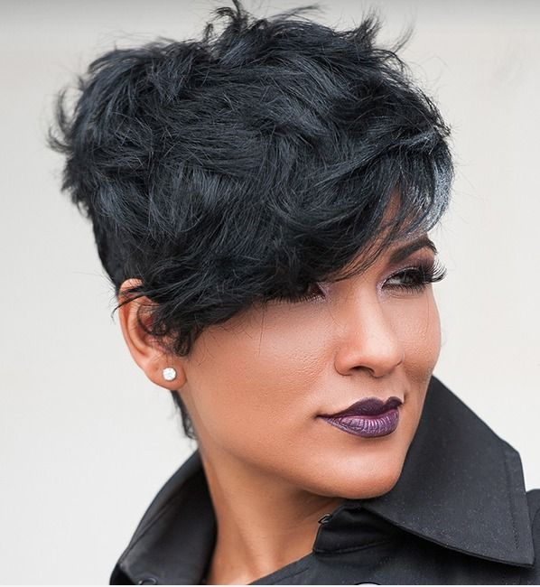pixie cut styles for black hair 25 best ideas about black haircuts on 2197