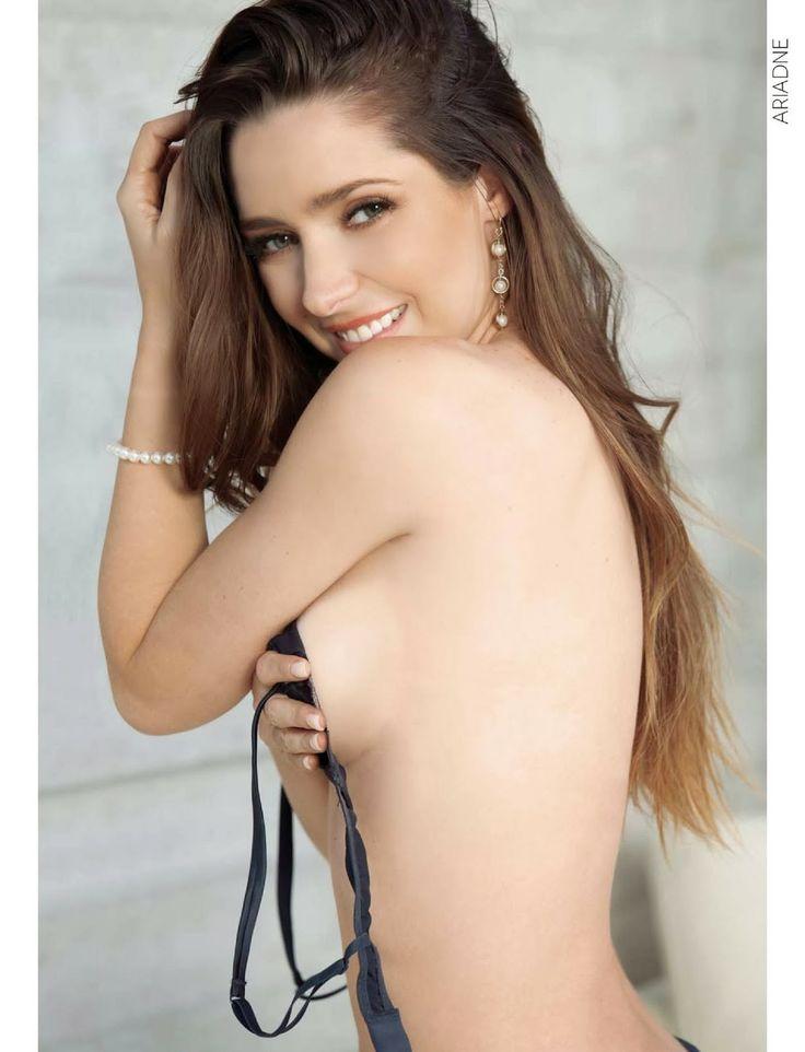 Ariadne Díaz - Revista H - Enero 2014 | LOVE | Pinterest