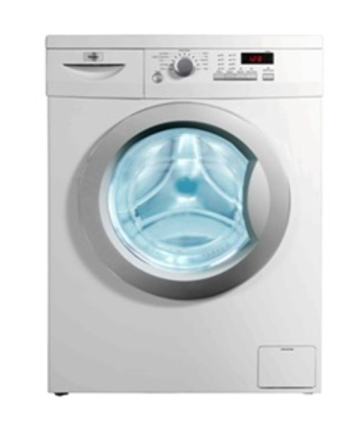 Πλυντήριο Ρούχων HAIER 7 kg. Μέγιστο Βάρος στεγνών ρούχων: 7 kg Στροφές/ λεπτό: 1200 Βάρος (Kg) 70 Διαστάσεις (Y*Π*Β εκ.): 85*60*60 Χρώμα: Λευκό. #HaierGR