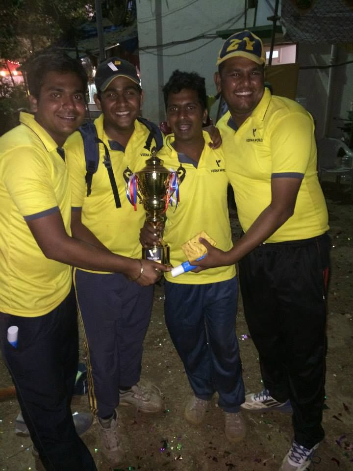 Veena World Cricket Premier League