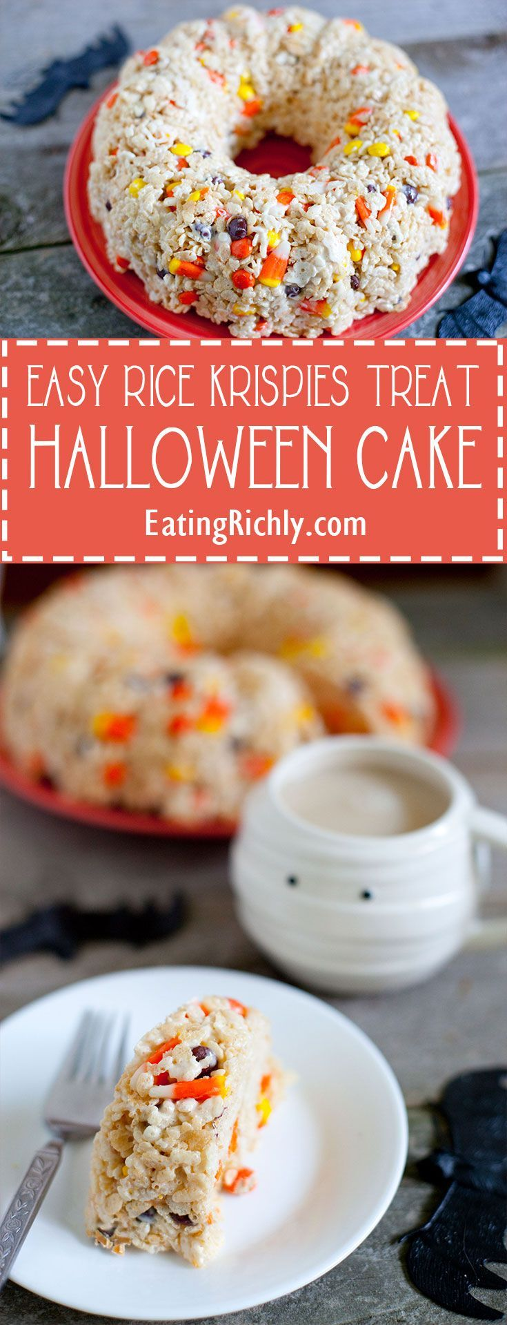 Top 25+ best Halloween rice krispy treats ideas on Pinterest ...