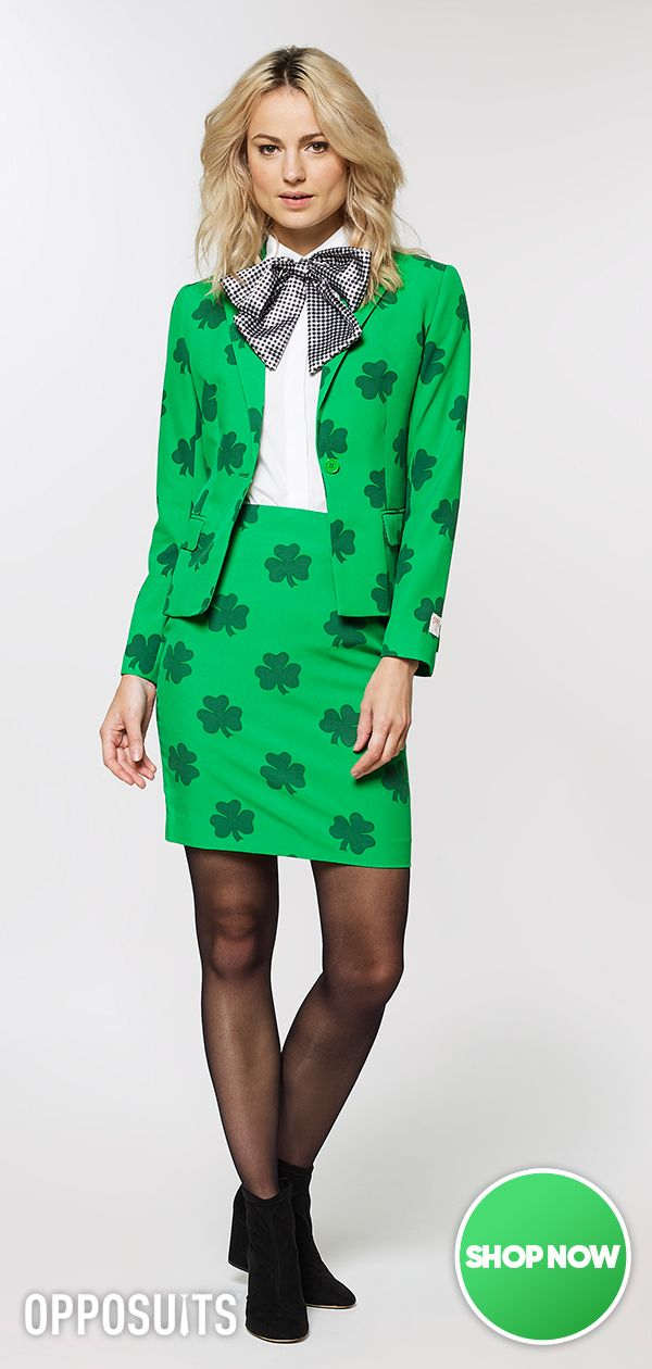 6bab69c2e4 St. Patrick's Girl in 2019 | St. Patrick's Day Outfit Ideas | Green ...
