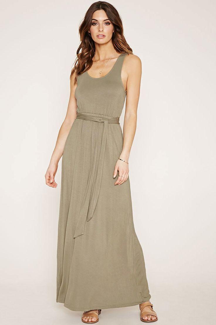 White verve maxi dress