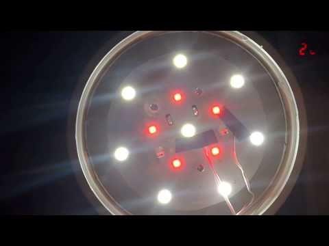 IKEA LED Grow Light Bulb LED1506R10 Review | Since 1989
