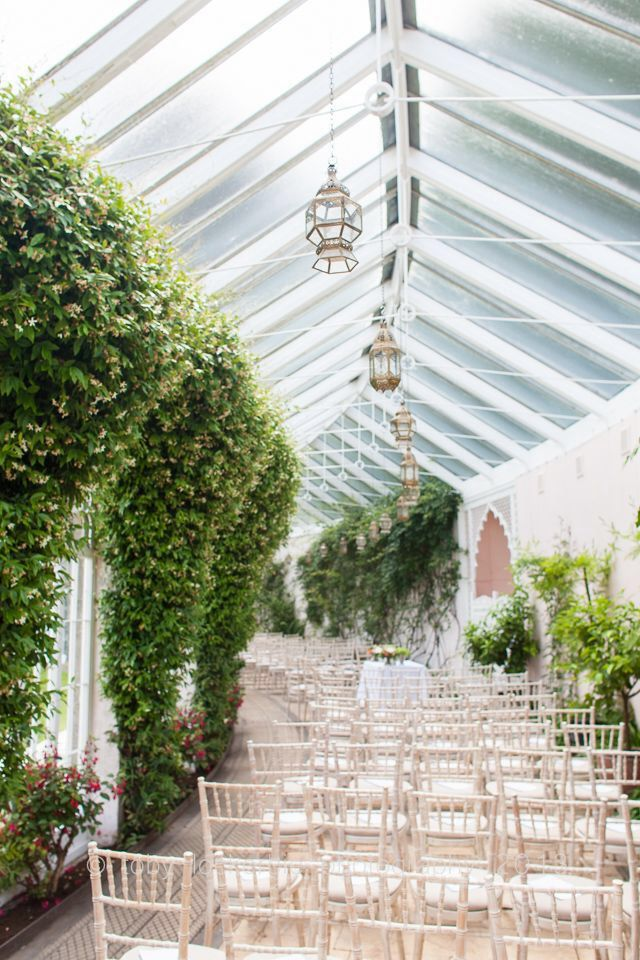 Marquee Wedding at Sezincote House, The Cotswolds, UK www.plannedforperfection.co.uk