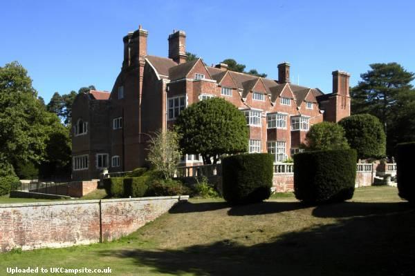 19Cen William Lethaby, Avon Tyrrell House, 1892