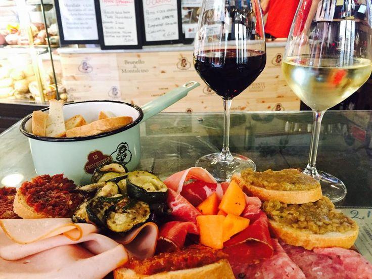 #foodies #foodporn #laGolosa #bologna #italyeats #wine #prosciutto