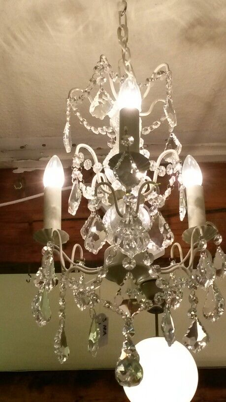 Small chandelier - would need two