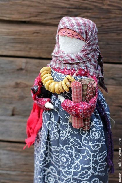 "Народные куклы ручной работы. Ярмарка Мастеров - ручная работа Кукла Хозяйка"". Handmade."