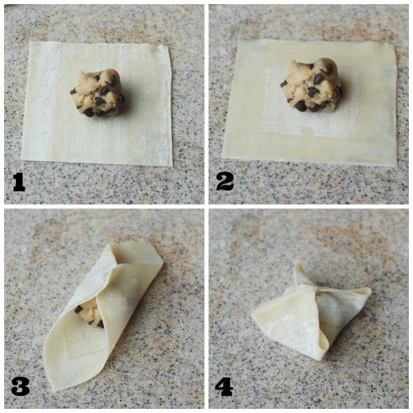 how to make won ton chipa