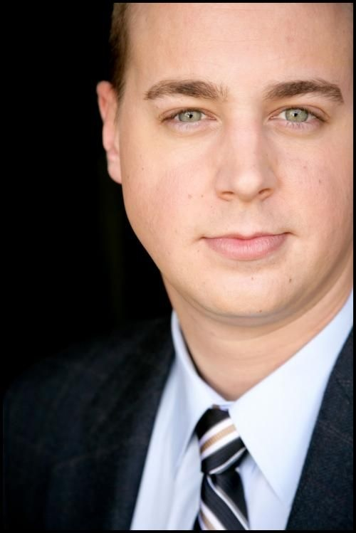 Sean Murray - adore his green eyes