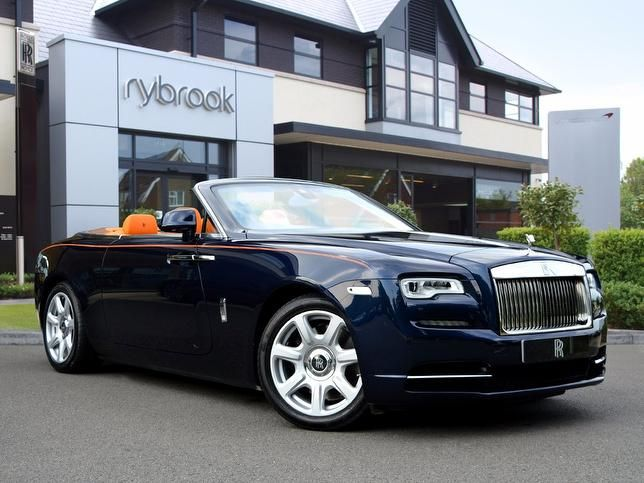 View a fantastic used Rolls-royce Dawn on Trusted Dealers!  See our 10 points of difference; the safe and reliable way of buying a used car! | Trusted Dealers