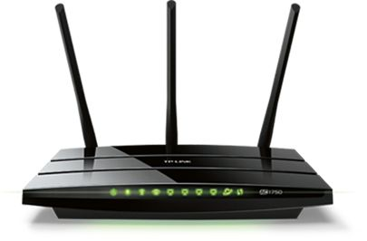 TP-LINK Archer C7 AC1750 Dual Band Wireless AC Gigabit Router, 2.4GHz 450Mbps+5Ghz 1350Mbps, 2 USB Ports, IPv6, Guest Network - Newegg.com