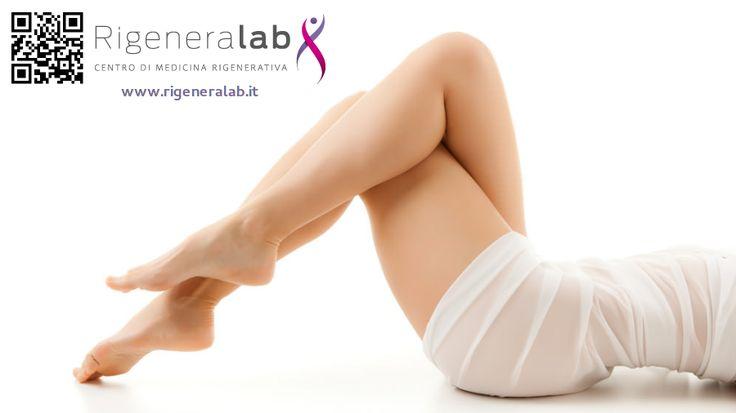 Un controllo con lo Specialista per la salute delle tue vene: gambe pesanti, con capillari visibili e varici, possono oggi essere curate. RigeneraLab via telefono: +39 011 3040827 oppure email: info@rigeneralab.it http://www.rigeneralab.it