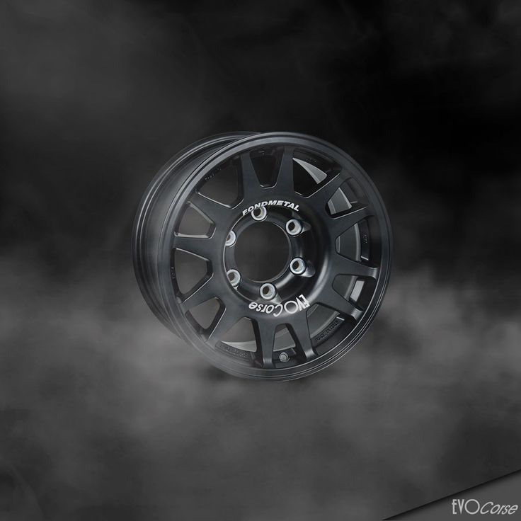 DakarZero 15 is the low offset version of the DakarCorse: a wheel dedicated to off-road, cross-country rally and rally raid. It's the wheel for Suzuki, Dahiatsu and Jeep.  | EVO Corse Racing Wheels