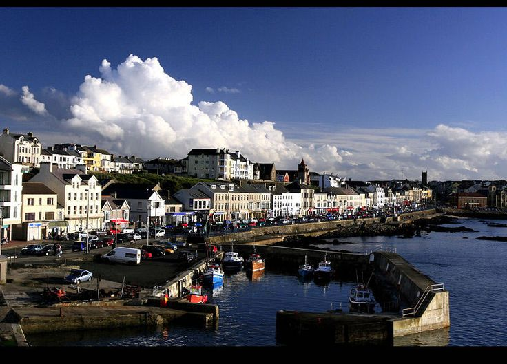 Portstewart - Going to bring Luce home! :)